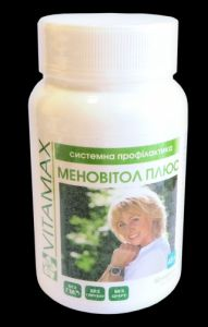 Меновитол Плюс (Menovitol Plus), 60 кап.