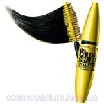Тушь Maybelline Volum Express Colossal Black 100% (черная)