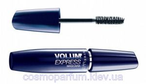 Тушь Maybelline Volum Express (черная)