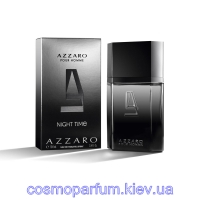 Туалетная вода Azzaro - Pour Homme Night Time (50мл.)