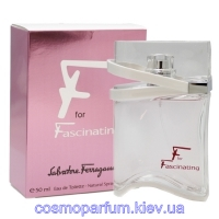 Туалетная вода Salvatore Ferragamo - F For Fascinating (90мл.)