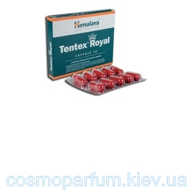 Тентекс Royal (Tentex Royal) 10 таб - Himalaya